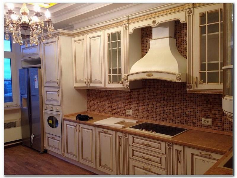 Плитка для кухни в стиле кантри.
