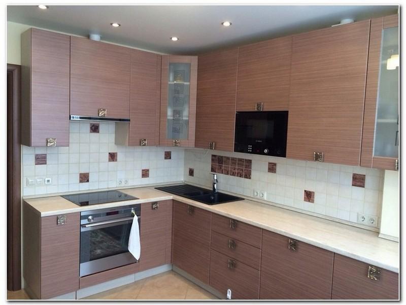 фото кухонные угловые