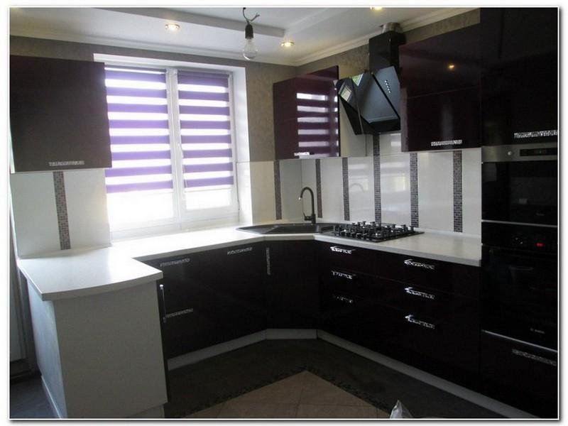 Кухня студия в стили модерн.