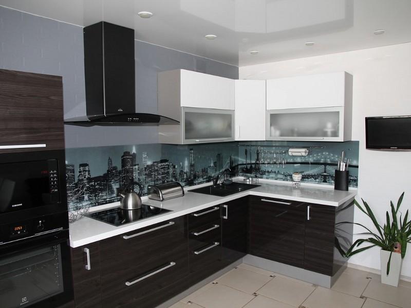 На кухне дизайн фото