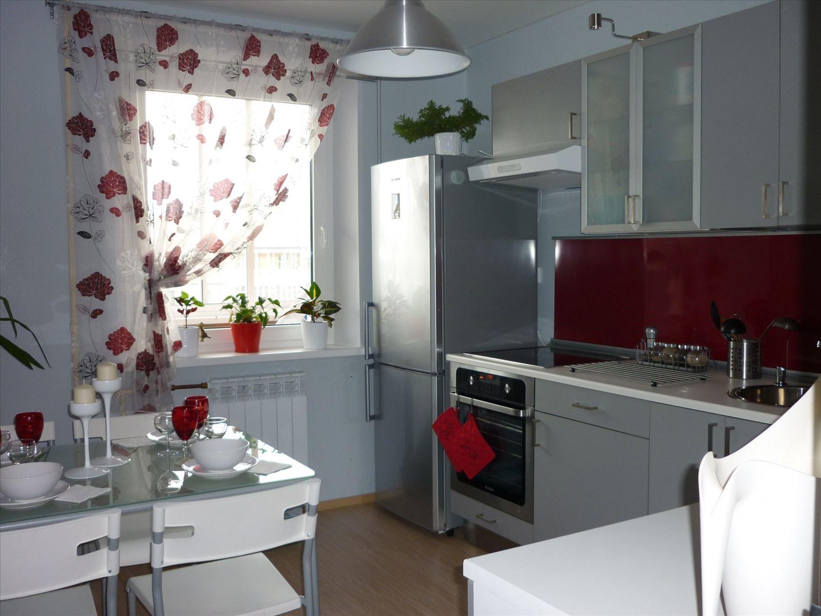 Выбираем обои для кухни: 50+ фото примеров