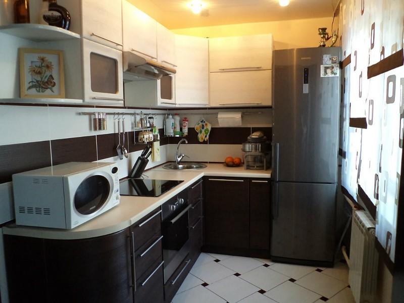 Дизайн кухни 6.5 м