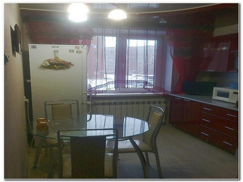 Дизайн кухни фото шторы