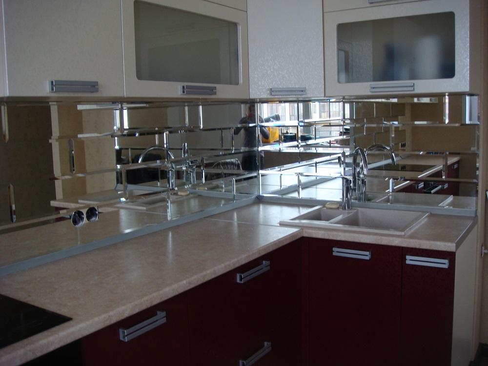 Фартуки для кухни, виды фартуков, описание (реальные фото)