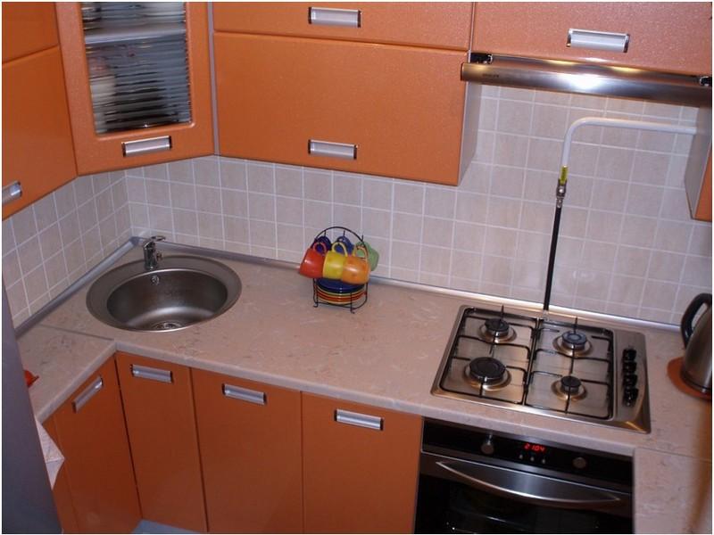 Маленькие кухни 4.5 квадратов дизайн фото