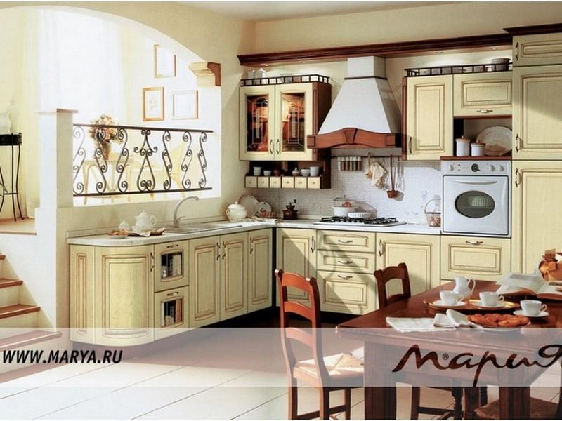 мария кухни фото каталог