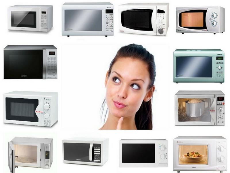 Советы по выбору микроволновки