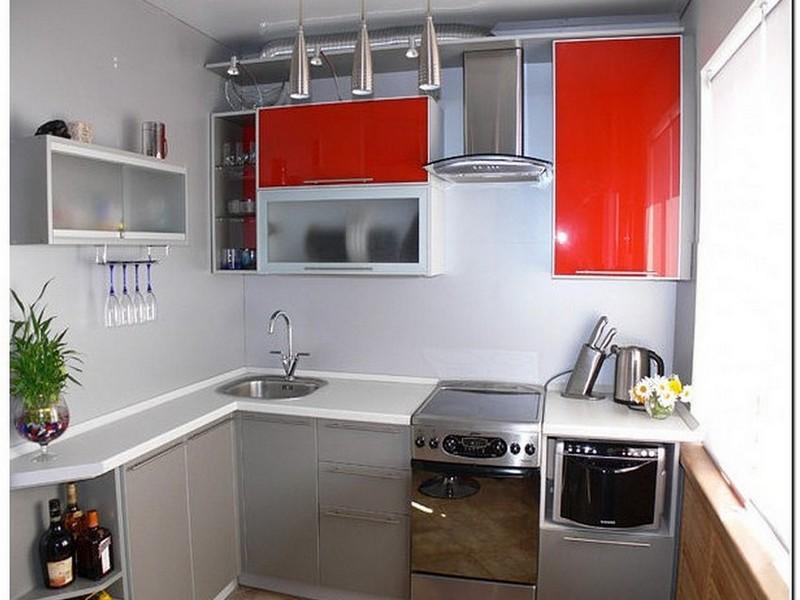 Кухня 2 на 5 метров дизайн