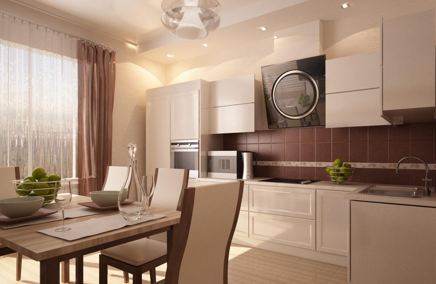 Столешница для белой кухни 36 фото особенности дизайна с коричневой бежевой и синей столешницами Какой цвет выбрать для светлой глянцевой кухни