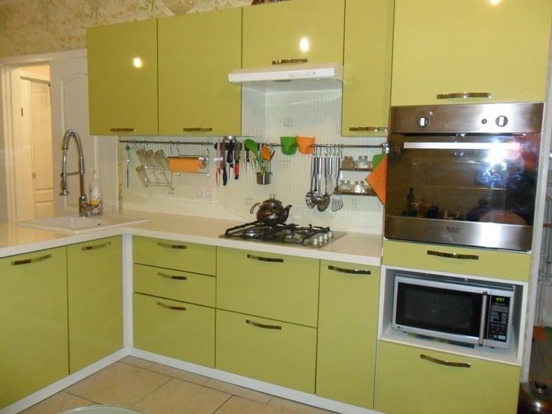 Дизайн оливковой кухни: секреты удачного сочетания цветов, фото