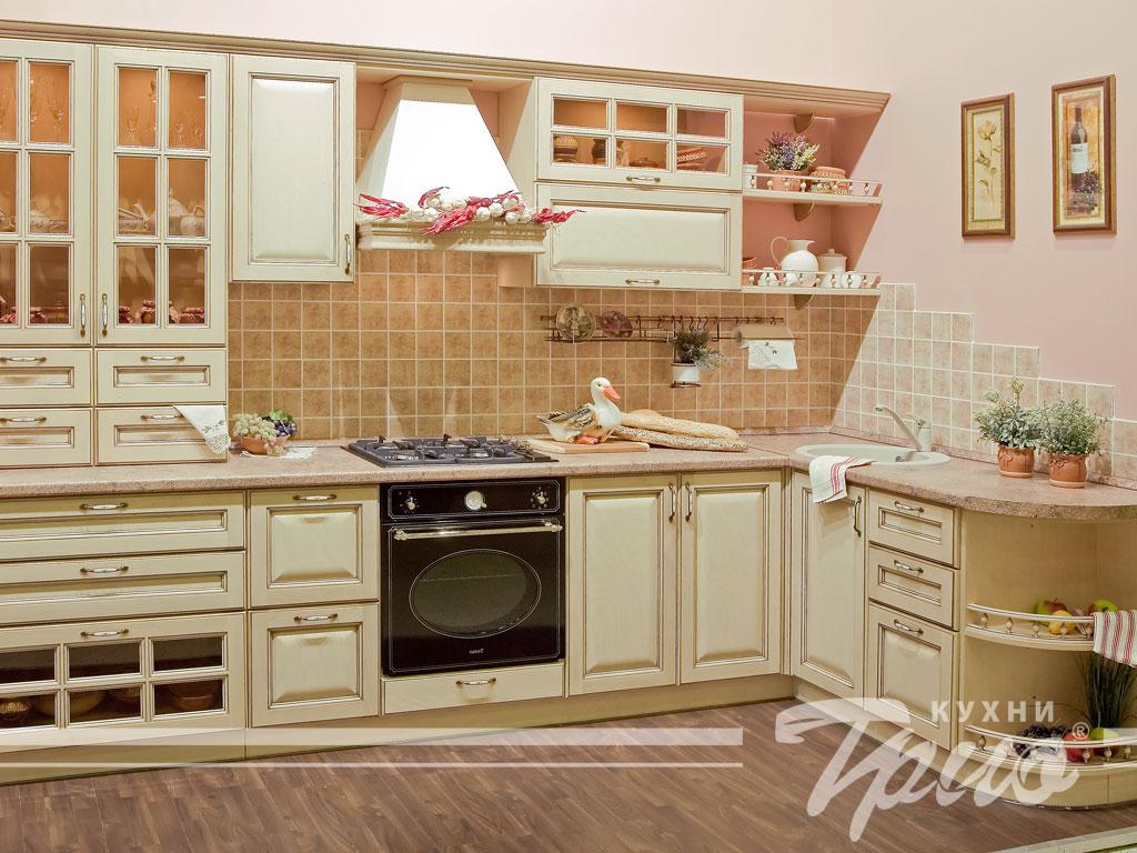 кухни трио описание фото каталог