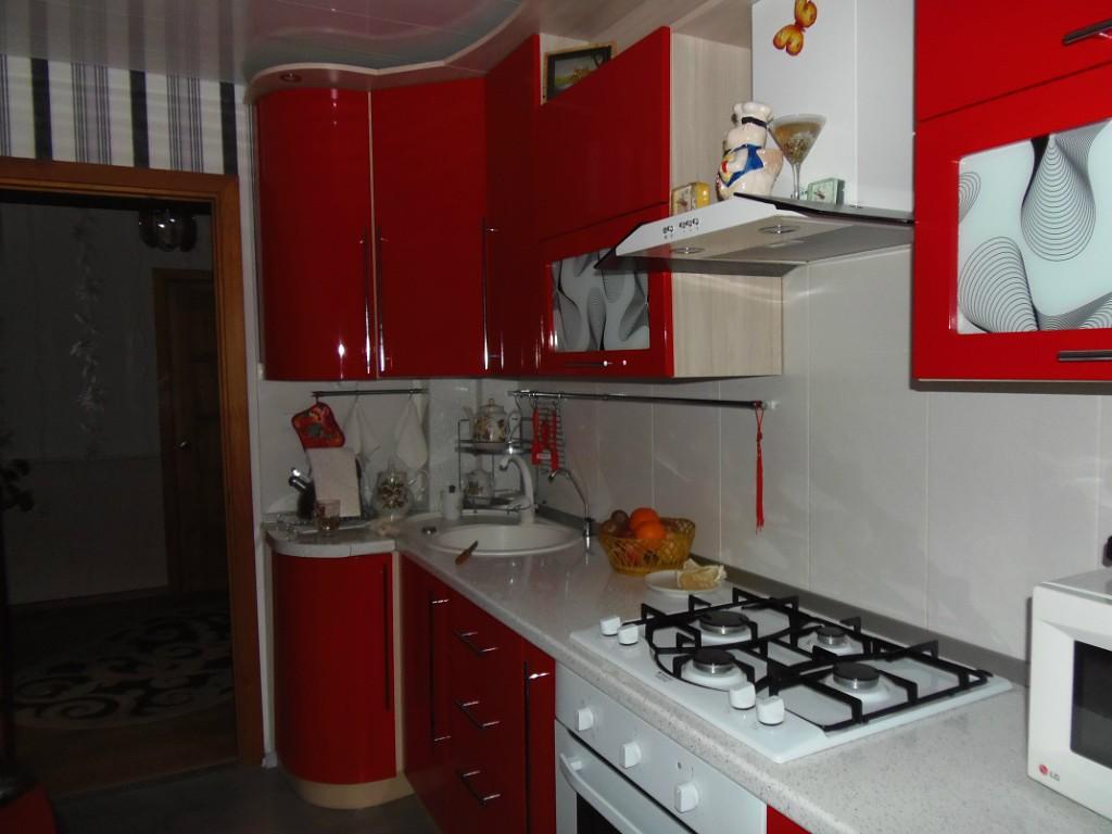Малогабаритные кухни (60+ реальных фото)