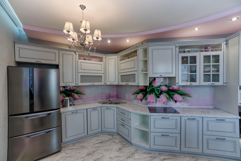 Как правильно выбрать плитку для кухни на пол (фото)