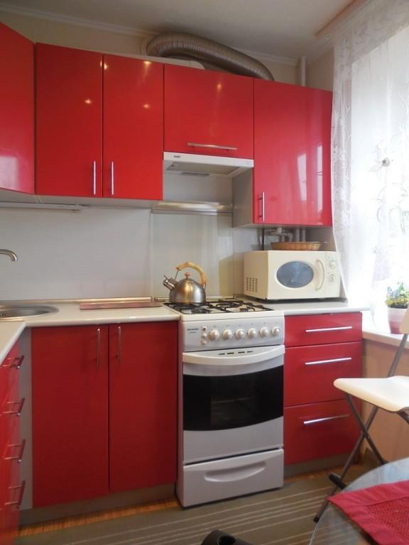 Микроволновка на кухне - 80 фото идей как ее разместить в кухне