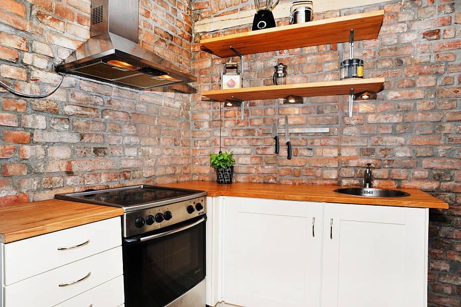 кухня в стиле лофт 50 фото примеров дизайна современной кухни
