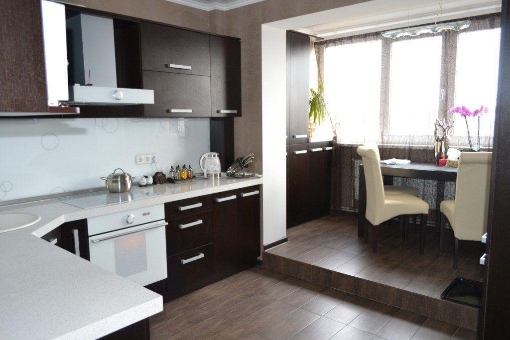 угловая кухня выбор стиля оформление угла фото примеры