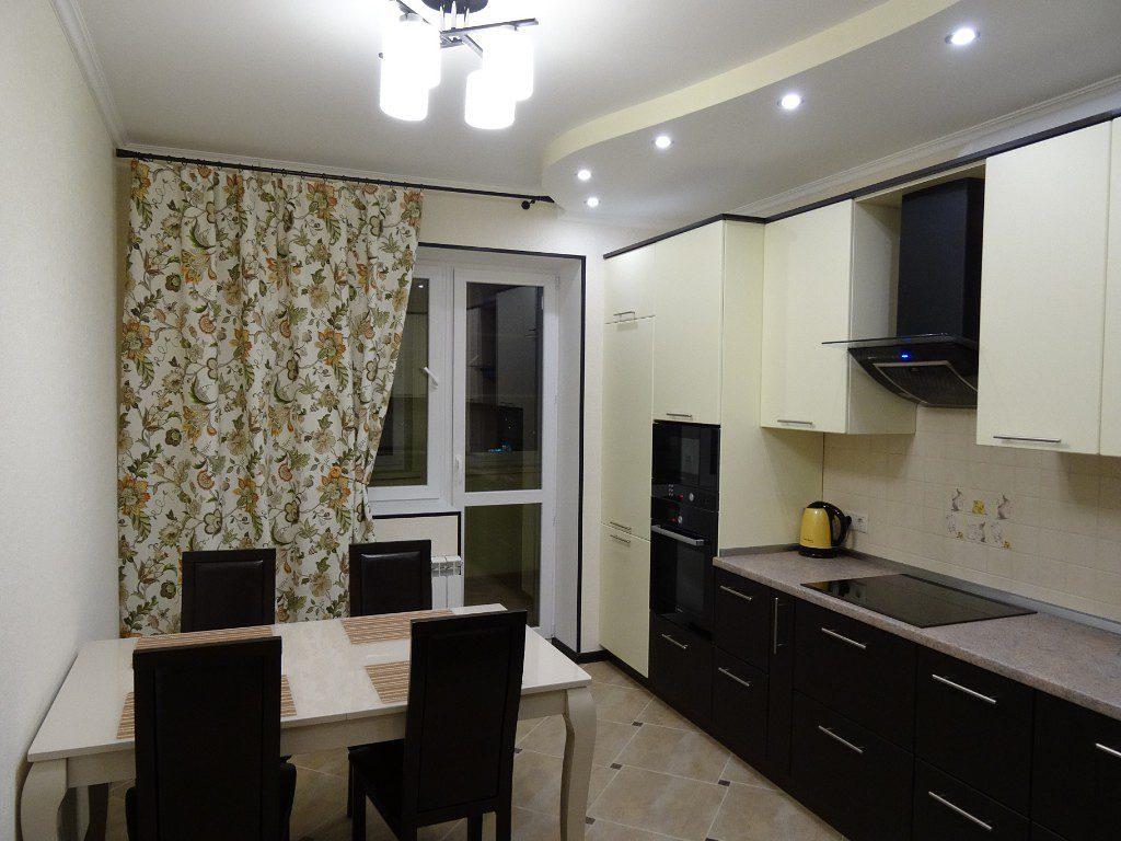 Дизайн кухни 9 кв. метров (реальные фото)
