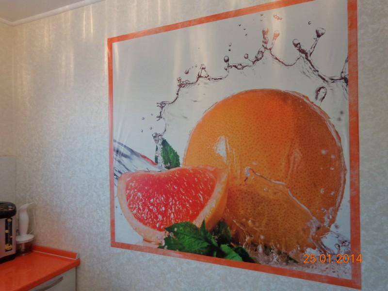 Фотообои для кухни: виды, цветовые решения, реальные фото примеры