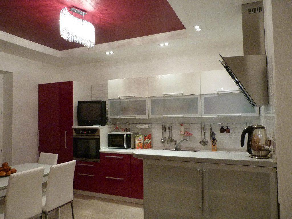Как выбрать подходящую люстру для кухни (реальные фото примеры)