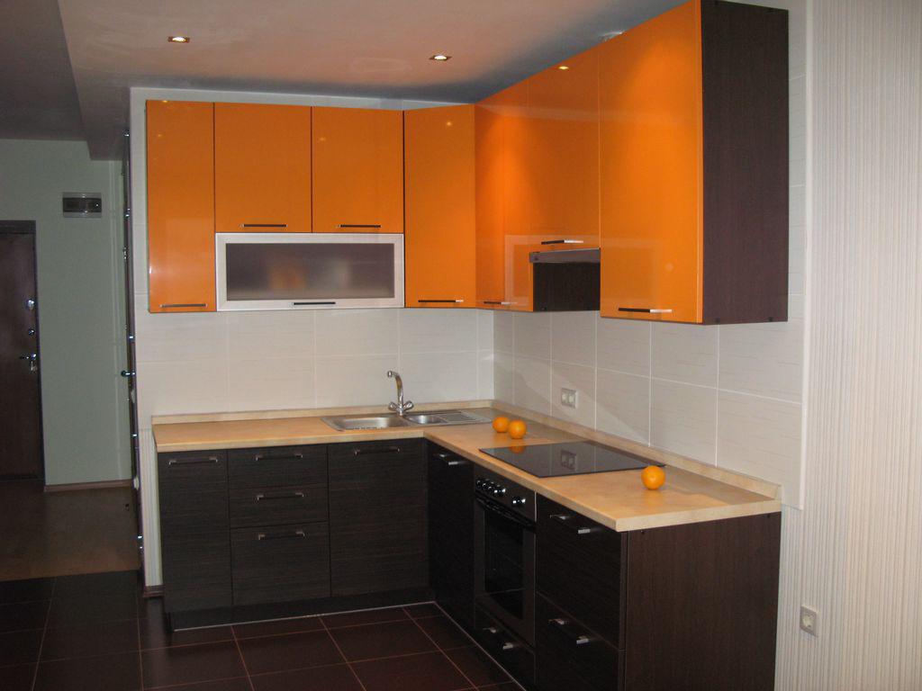 угловая кухня фото мебель