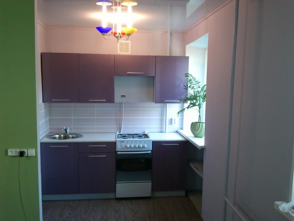 Дизайн кухни в хрущевке: полезные советы для тех у кого маленькая кухня (160+ реальных фото)