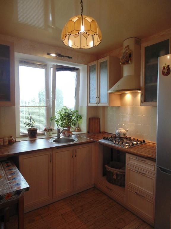 Варианты отделки кухни в хрущевке фото