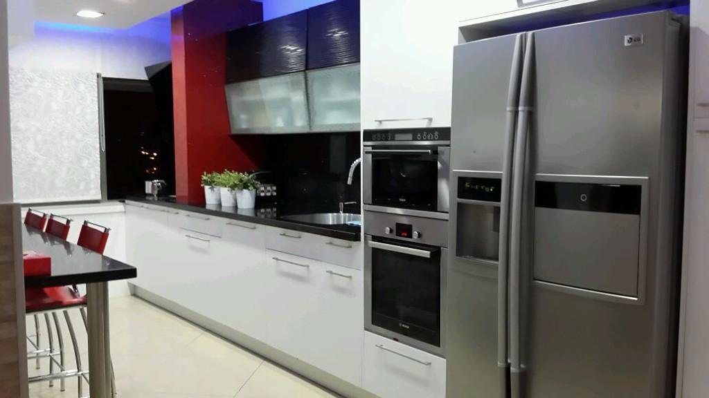 Дизайн черно белой кухни: правила оформления, практические советы, фото примеры
