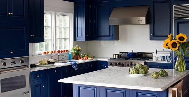 Кухня в стиле прованс: фото примеры, основные черты, оформление