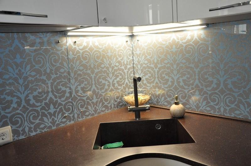 Угловая раковина для кухни: важные параметры выбора изделия, 40+ реальных фото примеров