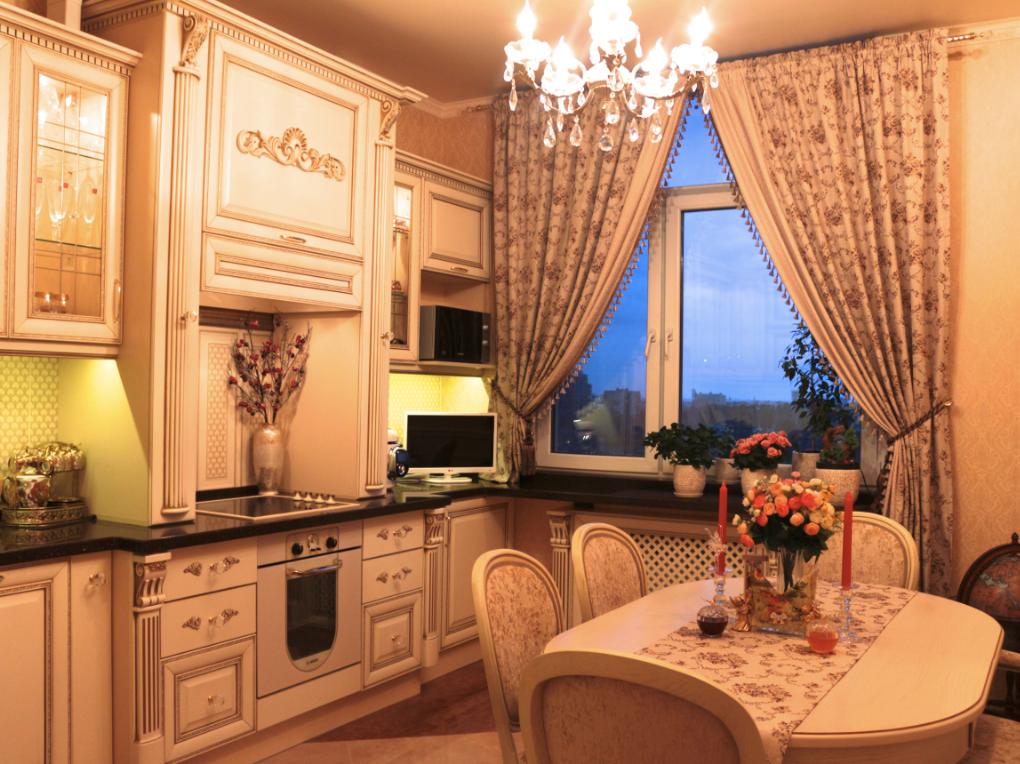 Дизайн кухни в стиле прованс: основные черты стиля, фото примеры