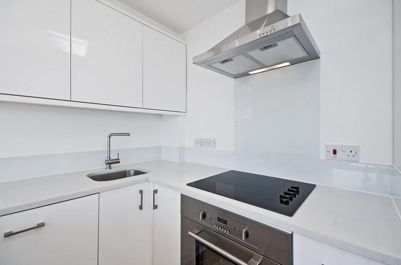 Дизайн кухни в стиле минимализм: кухонная мебель, выбор цвета и материалов, реальные фото