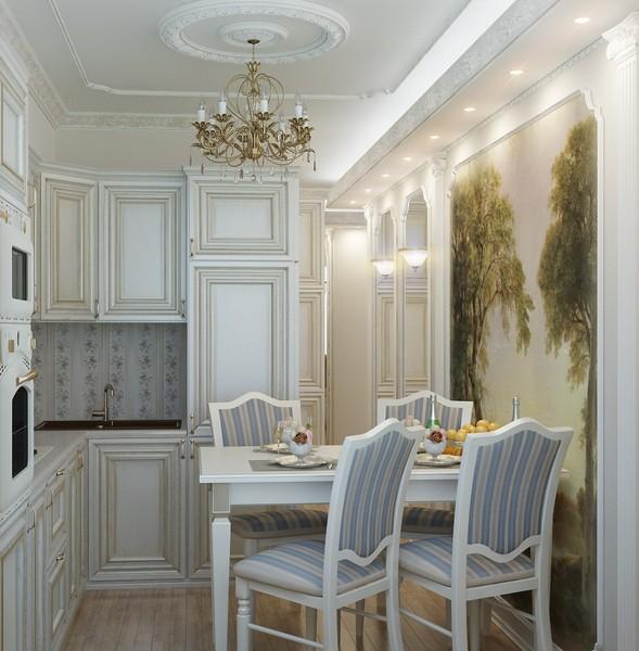 Белая глянцевая кухня: плюсы и минусы, выбор материала, планировки, стиля (80+фото)