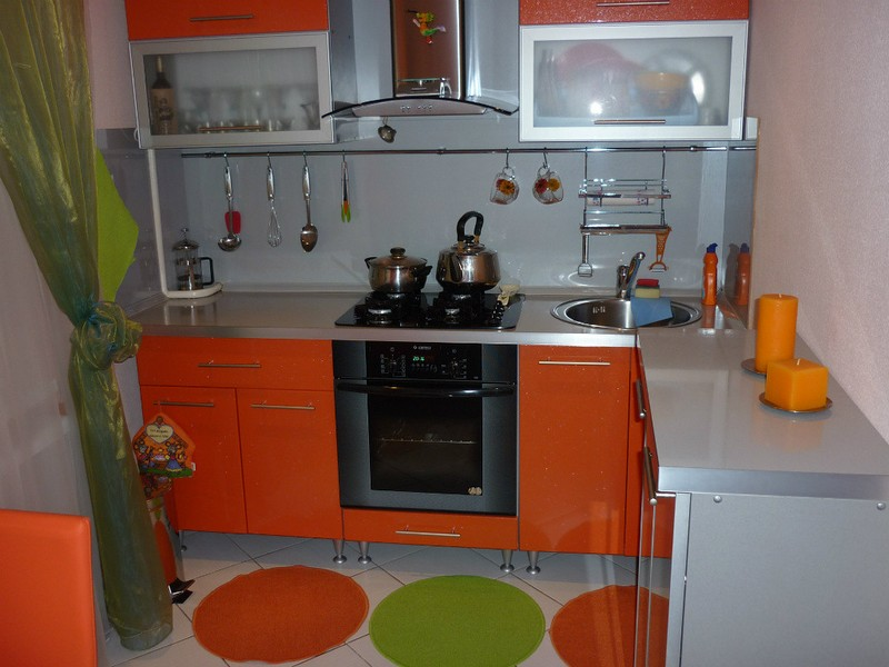 Дизайн кухни в брежневке: фото примеры, советы как сделать кухню уютнее и просторнее