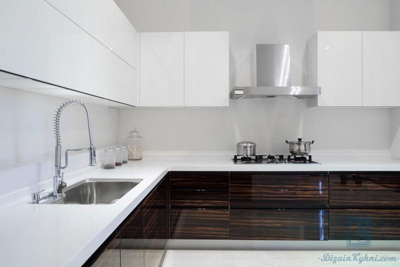 Кухня в стиле минимализм-фотогалерея (117 фото примеров)