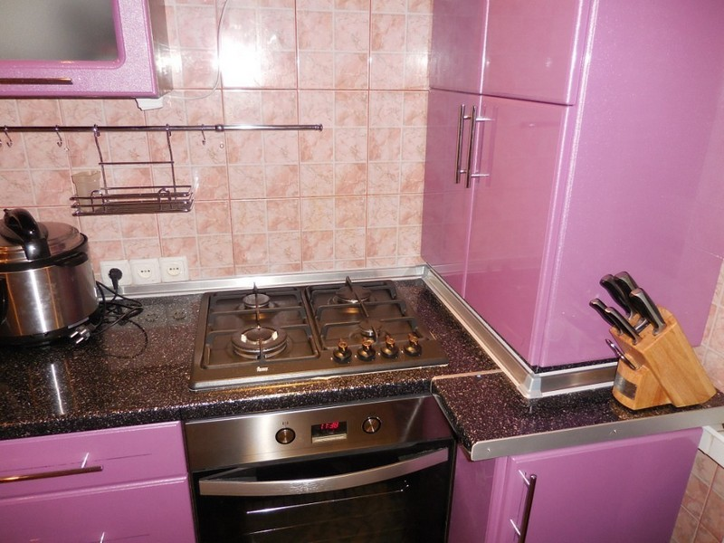 Кухня в хрущевке - фотогалерея ( 200+ фото оригинальных идей)