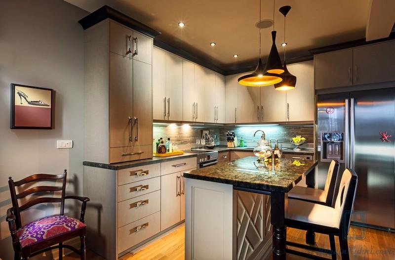 Стили кухонных столов классические варианты столы в стиле лофт и прованс хай-тек и модерн в скандинавском и другом стиле в интерьере