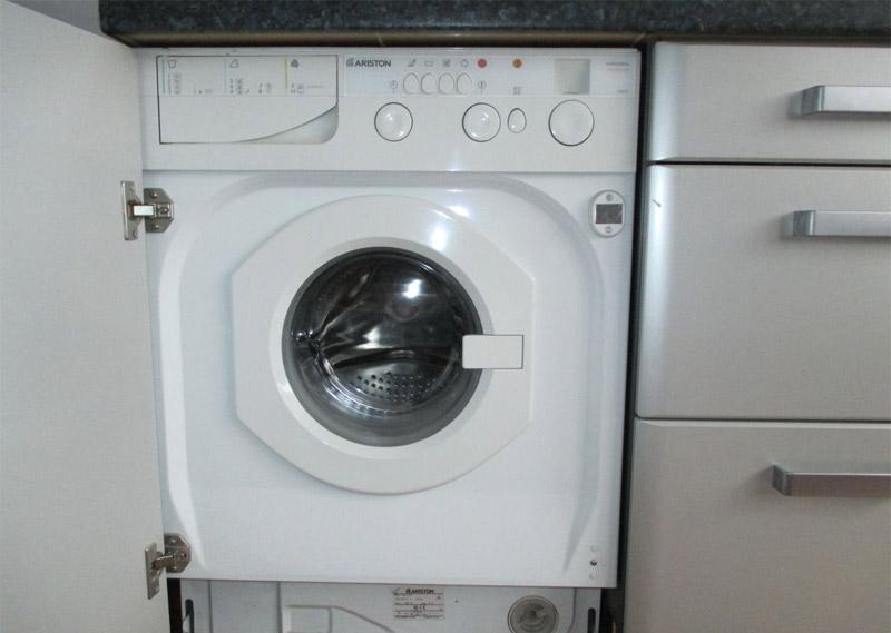 Стиральная машина на кухне: самые популярные варианты размещения, 60+ фото примеров