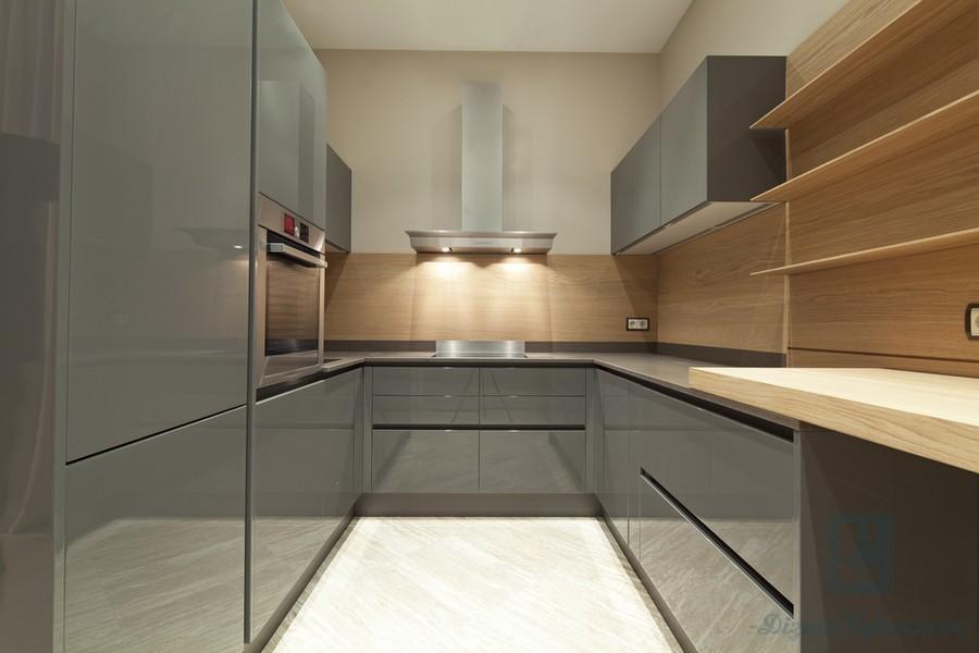 Как выбрать кухню из МДФ: плюсы и минусы, советы по выбору, 100+ фото примеров