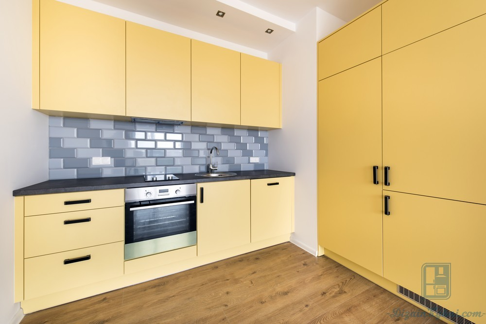 Матовая кухня: 150+ фото примеров, плюсы и минусы, цветовая палитра, уход за фасадами