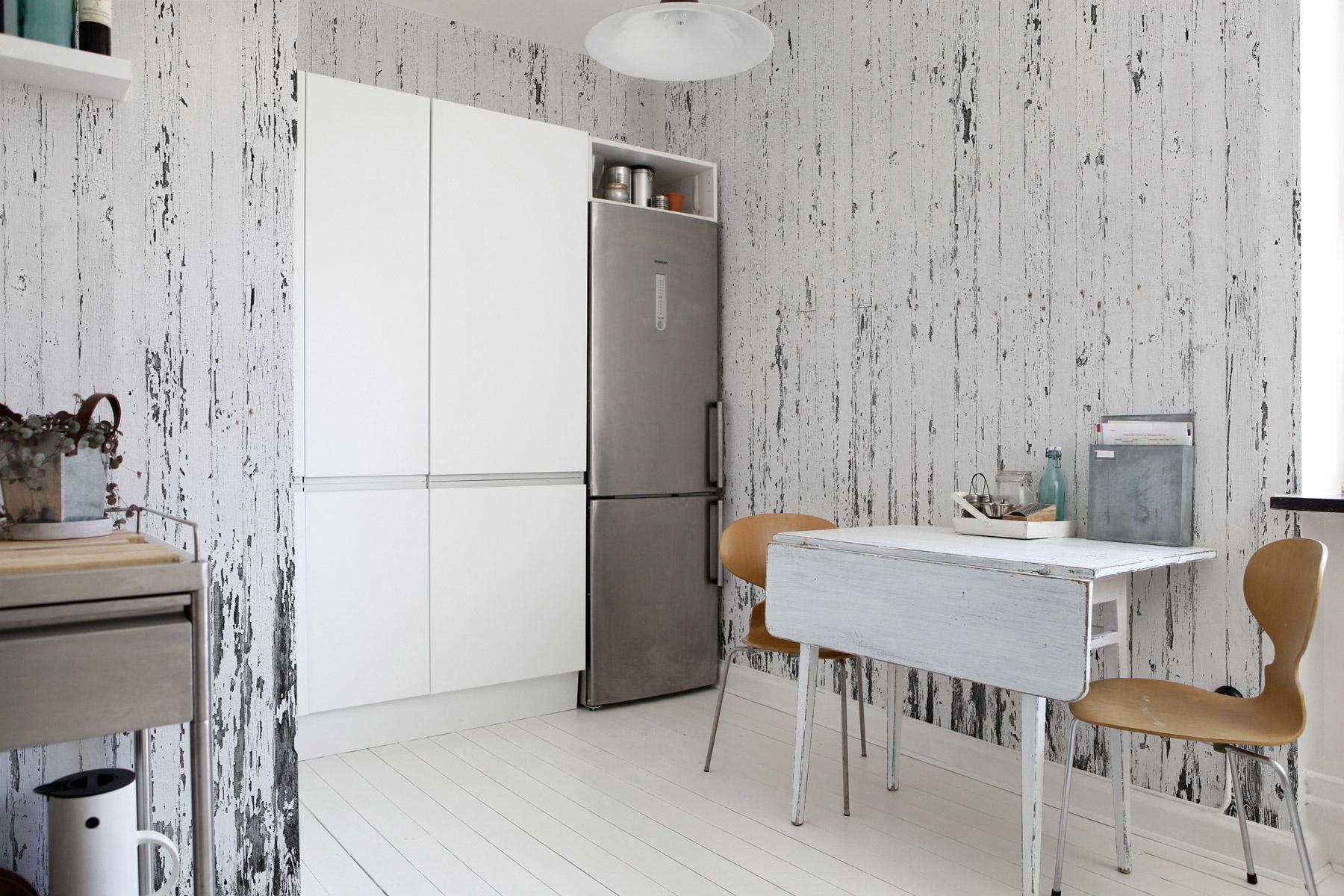 Как выбрать моющиеся обои для кухни (фото примеры)