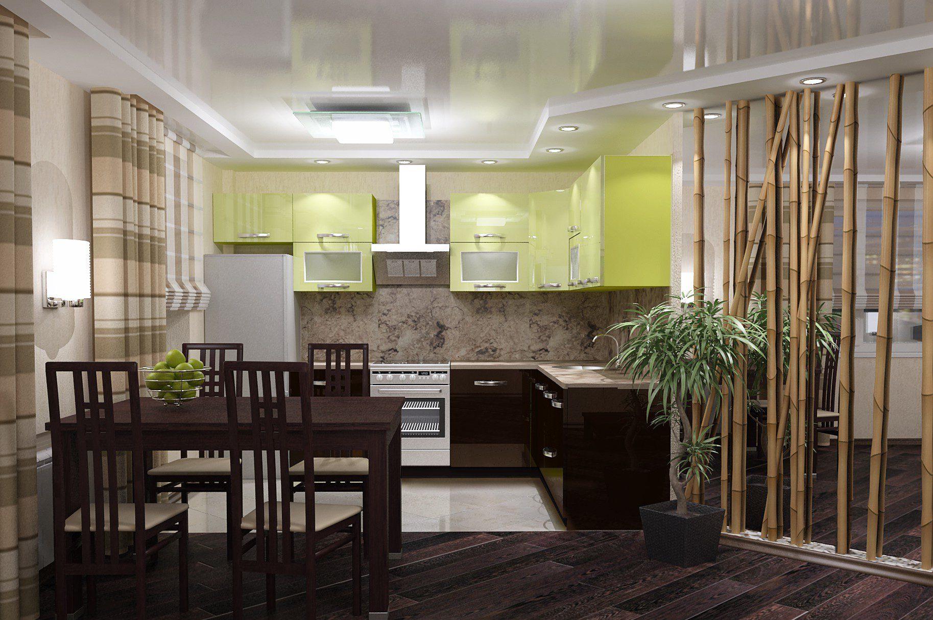Дизайн кухни в китайском стиле: правила оформления, фото примеры с описанием