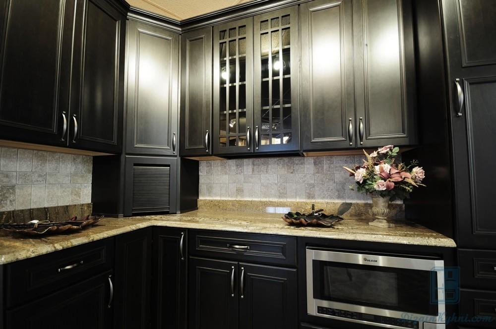 Кухня из шпона: 100+ реальных фото примеров, разновидности, реальные отзывы владельцев