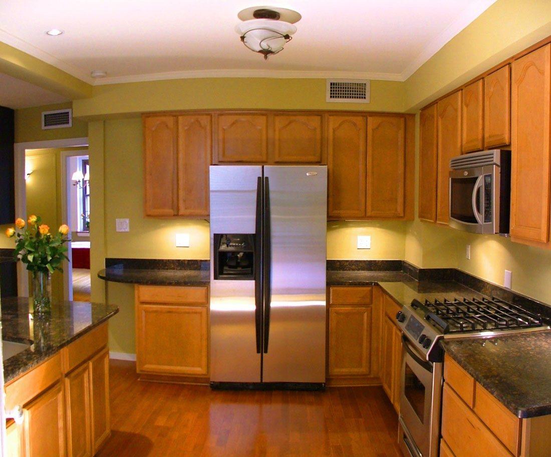 самых как отремонтировать кухню своими руками фото далеко все