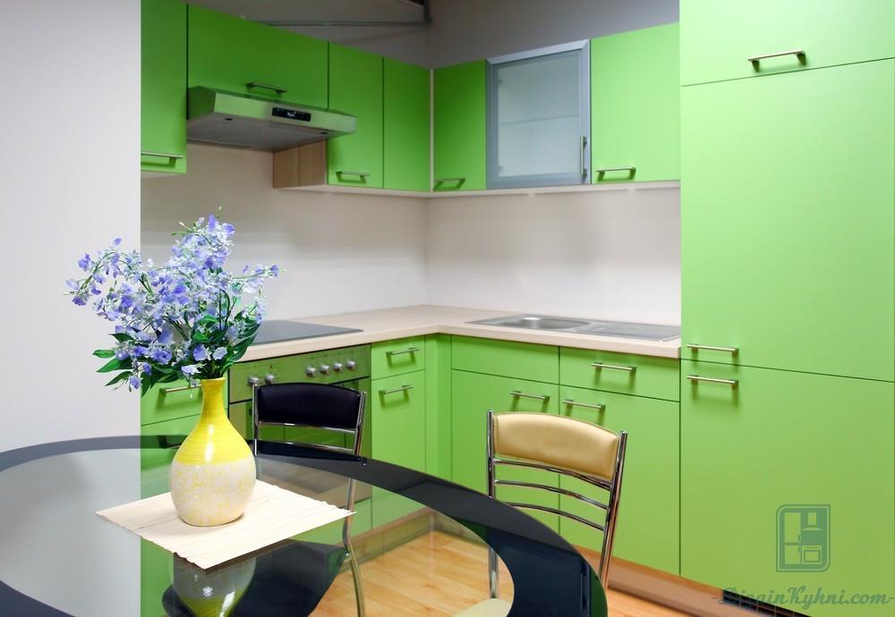 Кухня цвета лайм: 100+ реальных фото примеров, сочетания цвета, выбор мебели и декора