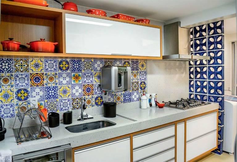 Стиль пэчворк в интерьере кухни: особенности стиля и его разновидности (50+ фото примеров с описанием)