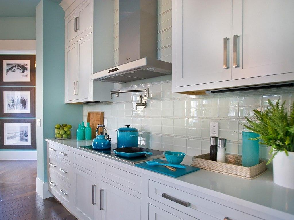 Дизайн кухни в греческом стиле: 50+ фото примеров оформления, выбор цвета и мебели