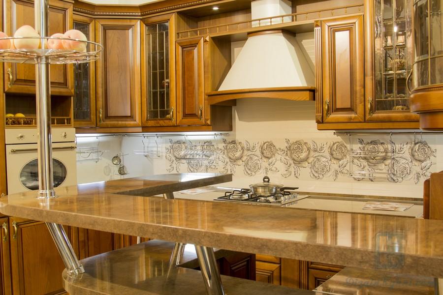 Дизайн кухни в средиземноморском стиле: фото примеры, практические советы