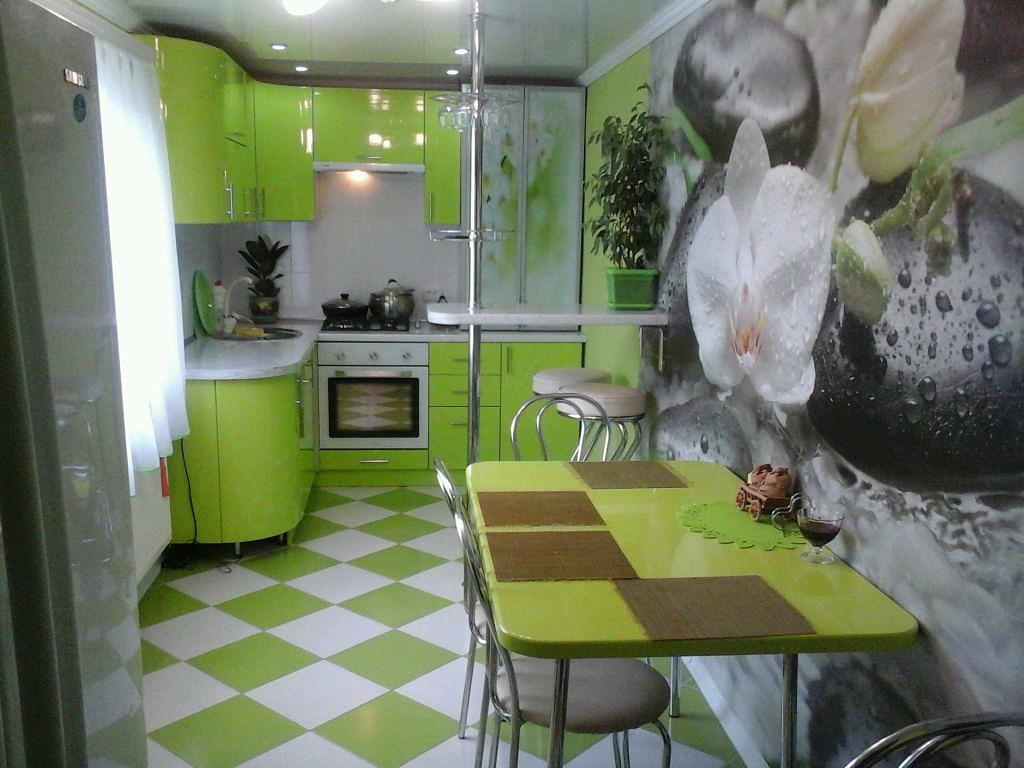 Какой пол на кухню выбрать: плюсы и минусы каждого вида, 100+ реальных фото