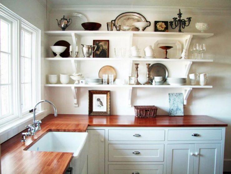 Как выбрать стеллаж для кухни: фото примеры и оригинальные идеи