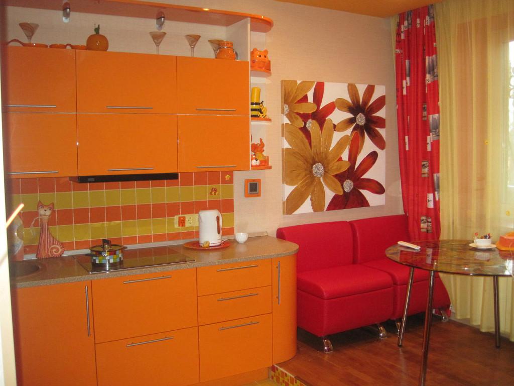 фоне постапокаллиптических, какие шторы подойдут к оранжевой кухне фото узкий городской